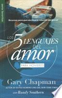 libro Los Cinco Lenguajes Del Amor/ The Five Love Languages