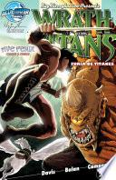 libro Wrath Of The Titans #2   Spanish Edition