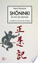 libro Shoninki