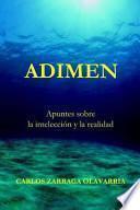 libro Adimen