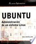 libro Ubuntu