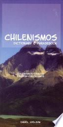 libro Chilenismos Dictionary & Phrasebook
