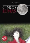 libro Cinco Lunas