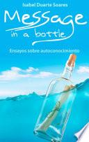 libro Message In A Bottle