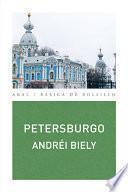 libro Petersburgo