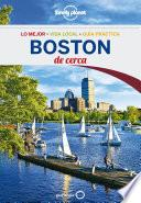 libro Boston De Cerca 1 (lonely Planet)