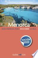 libro Menorca